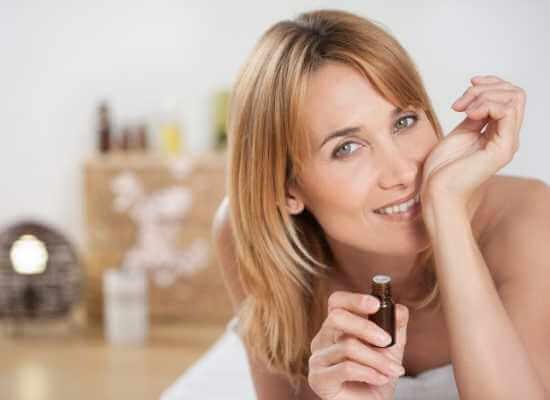 Aceites herbales para aromaterapia de relajación