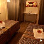 Camillas para masaje tailandes relajante y otros tratamientos para cuerpo